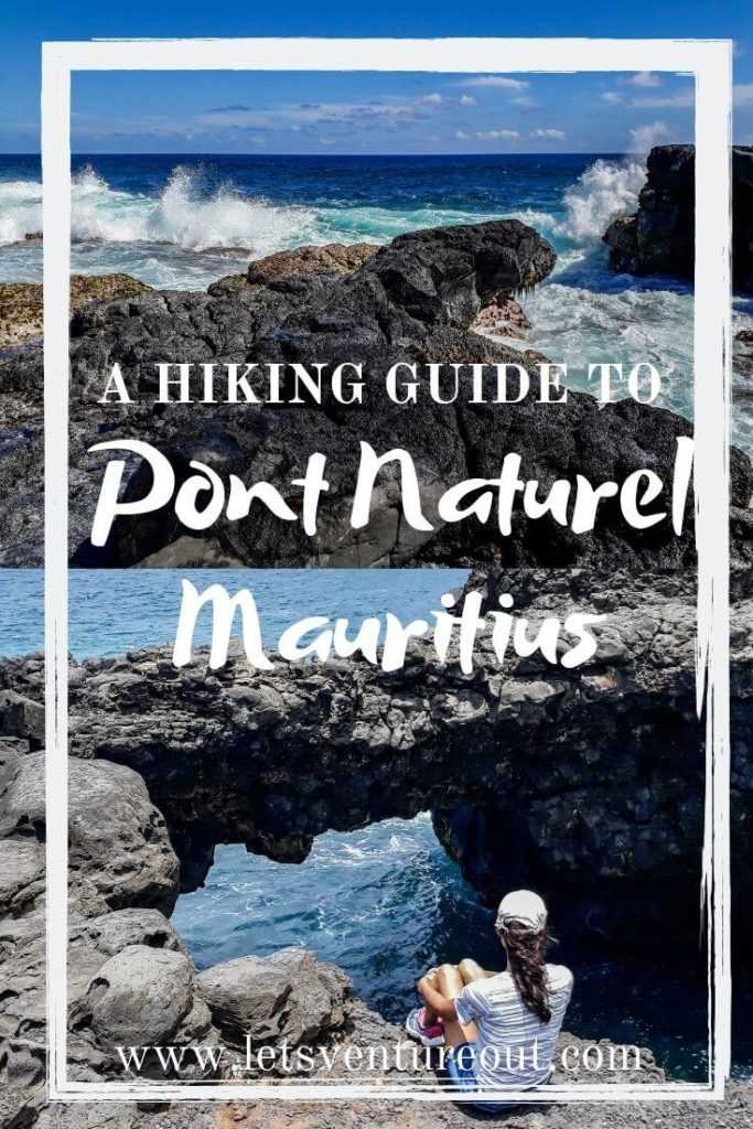 how to find the location of Pont Naturel