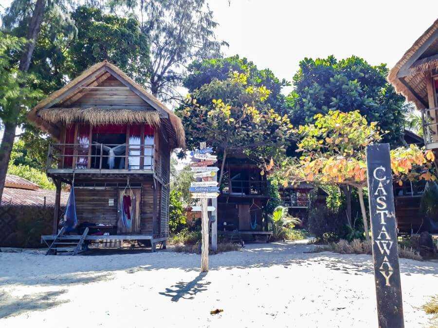 Castaway Resort on Sunrise beach Koh Lipe