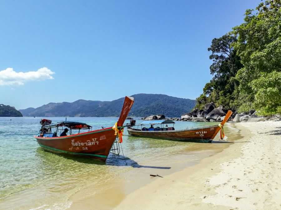 Koh Lipe is a must-visit during your Thailand itinerary for 10 days