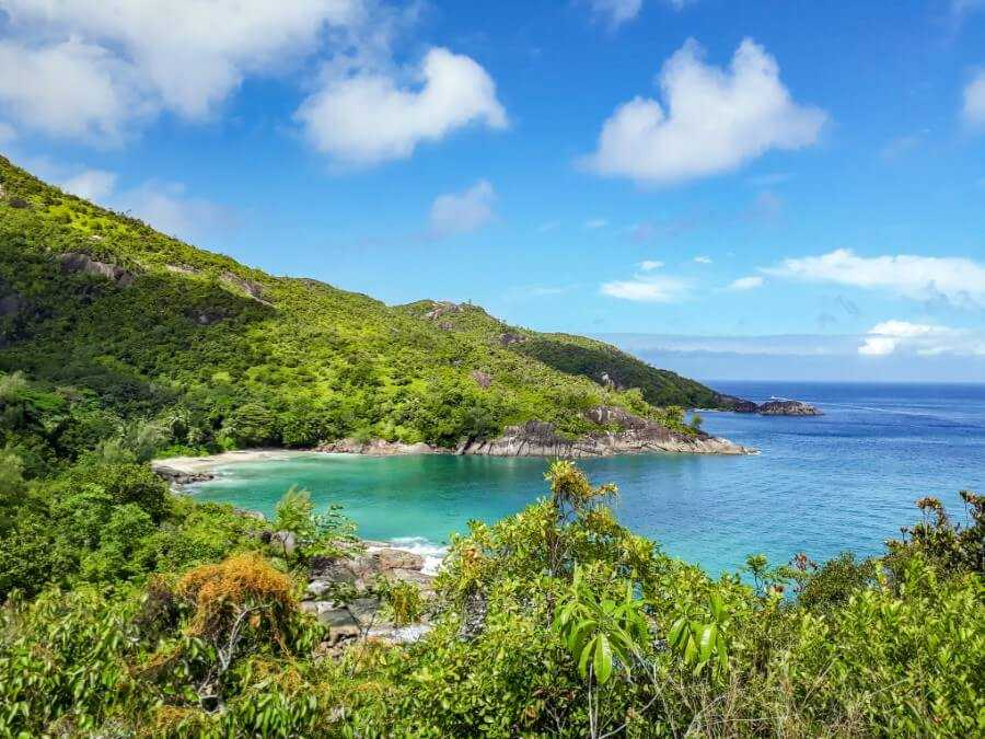 Anse Major viewpoint Seychelles