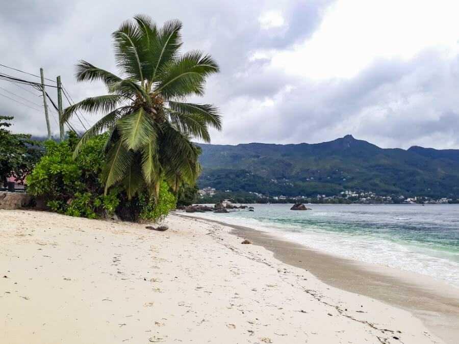 Beau Vallon Beach Seychelles