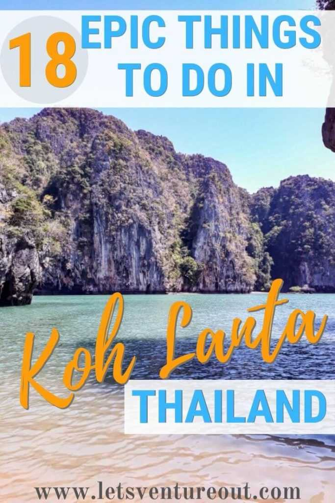 18 Things To Do In Koh Lanta