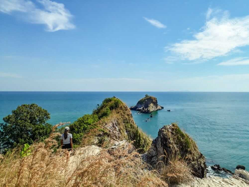 Viewpoint at Koh Lanta National Park