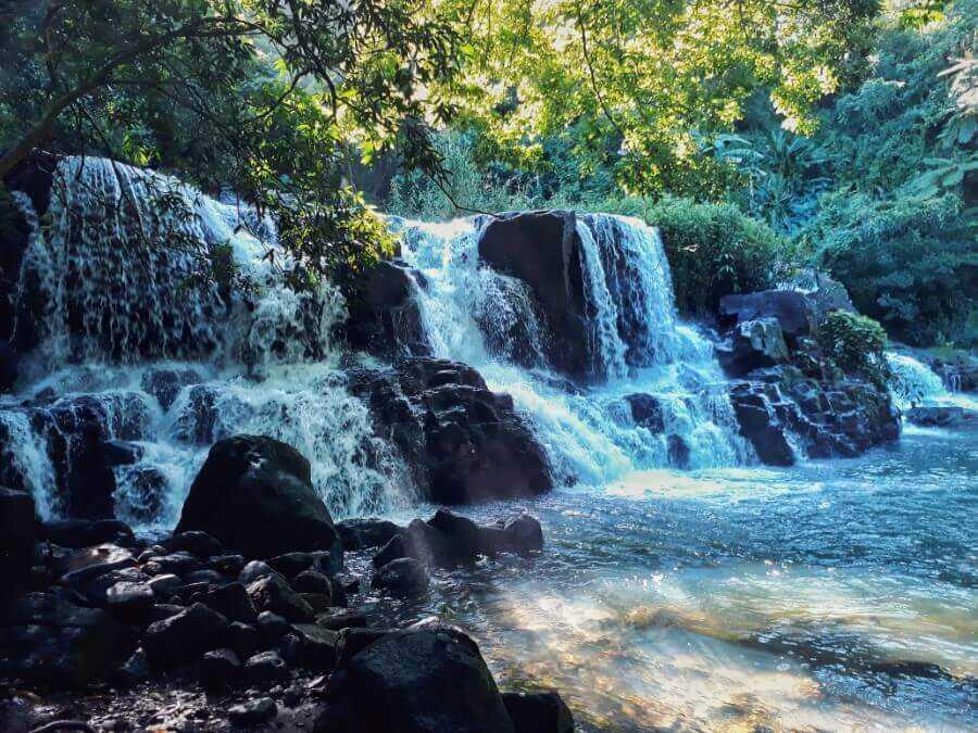 Guide to Eureka Waterfall Mauritius