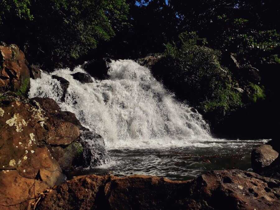 How to get to Eureka Waterfall In Mauritius