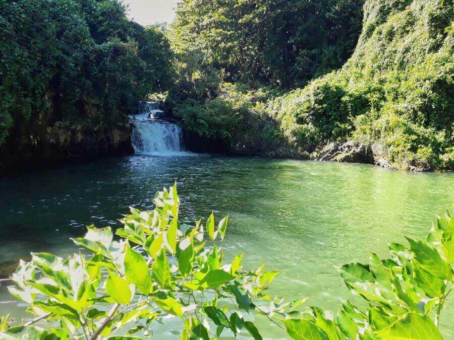 Bassin Diable Eureka Waterfall Mauritius