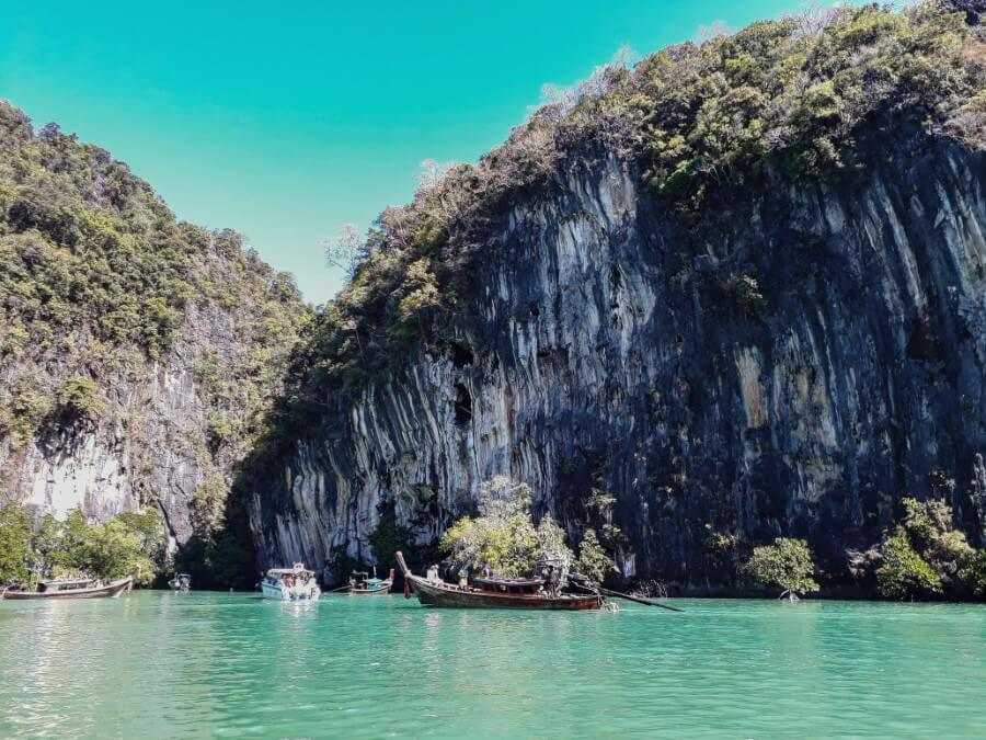 Emerald Lagoon at Hong Island Thailand