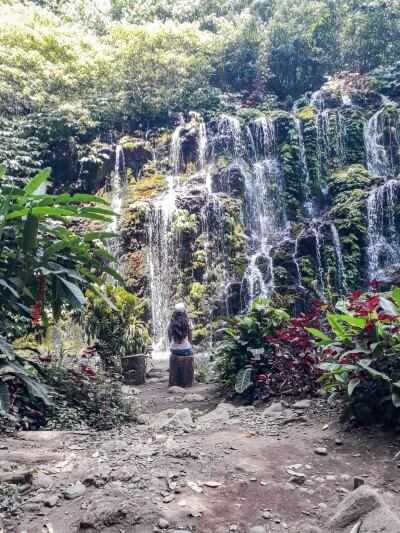 Banyuwana Amertha Waterfall in Bali
