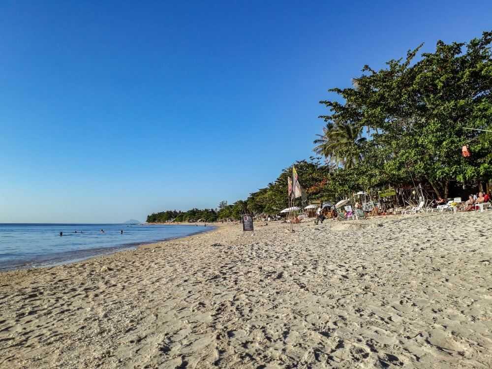 Klong Khong Beach, Koh Lanta