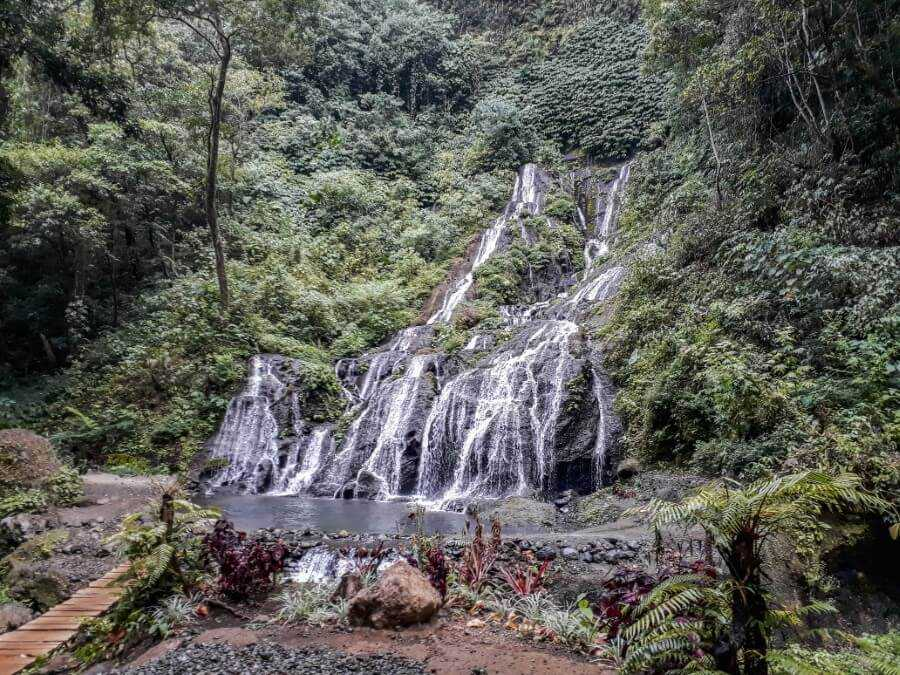 Pucak Manik waterfalls should be added to your Ubud itinerary