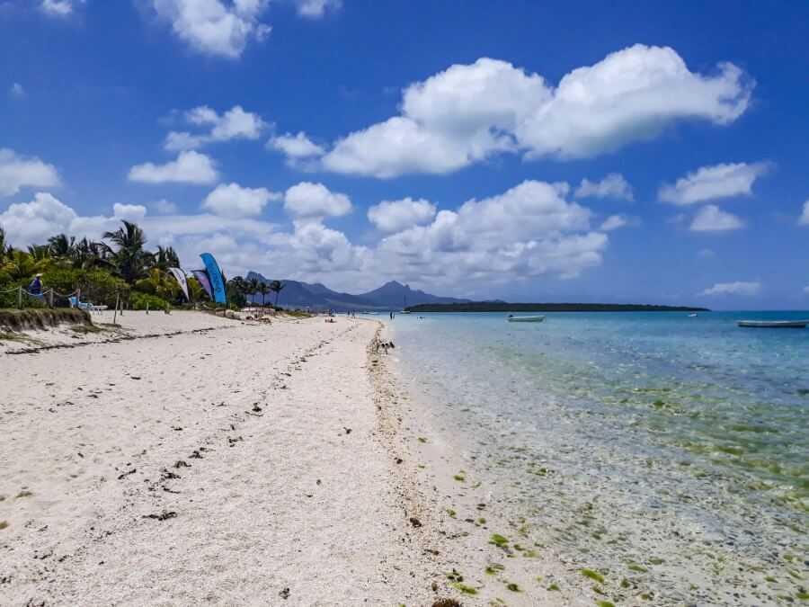Pointe D'esny Beach