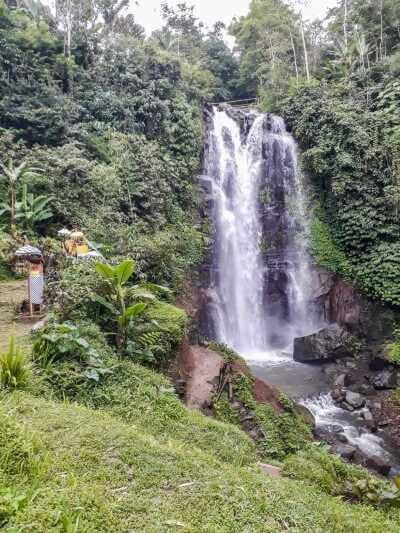 Golden Valley Waterfall