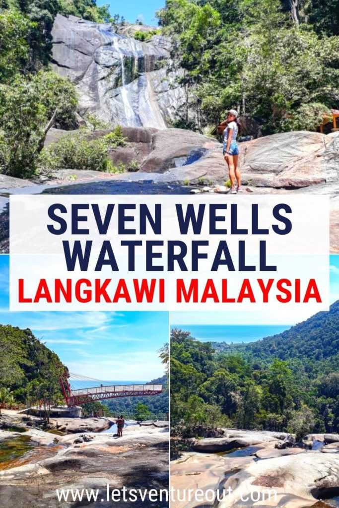Guide to Seven Wells Waterfall in Langkawi, Malaysia