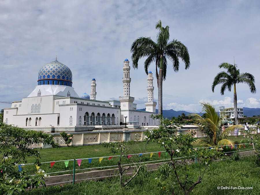 Masjid Bandaraya Mosque in Kota Kinabalu