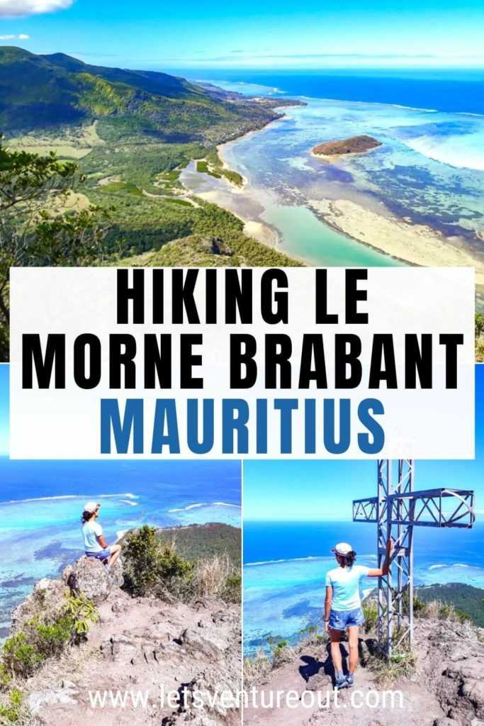 Complete guide to hiking Le Morne Brabant in Mauritius