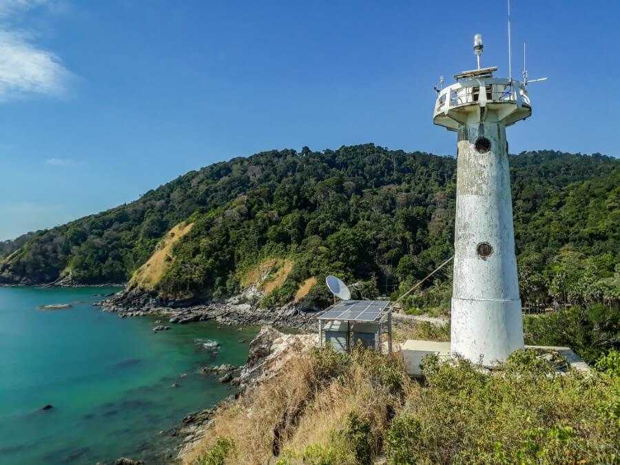 Visiting the lighthouse is one of the most iconic things to do in Koh Lanta