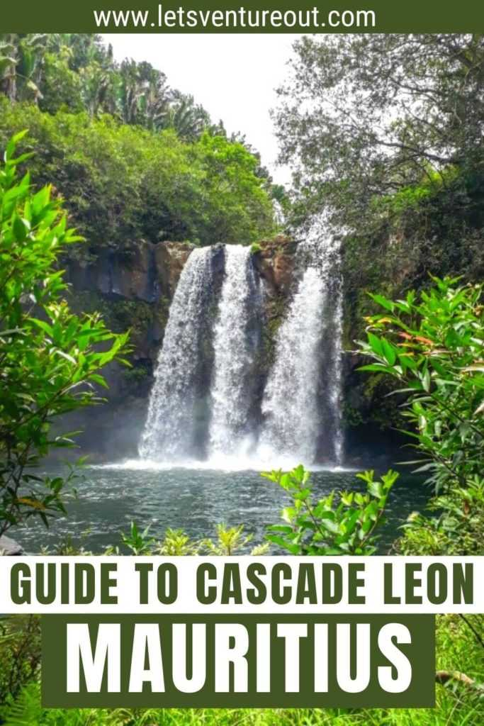Guide to visiting Cascade Leon in Mauritius